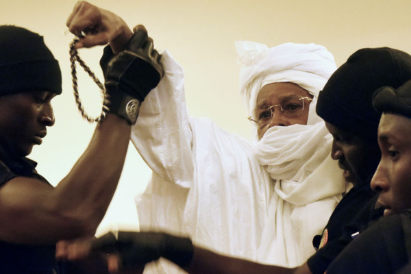 Reconnu coupable de crimes contre l'humanité, Hissein Habré va purger sa peine au Cap Manuel