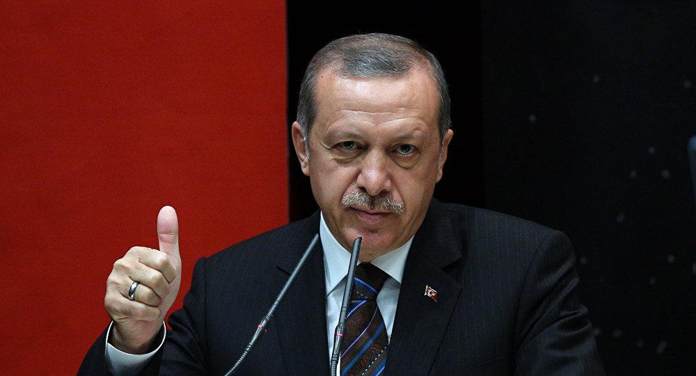 """Pour Erdogan, """"aucune famille musulmane"""" ne peut accepter la contraception"""