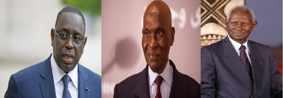 Convergence autour du dialogue : Bientôt une rencontre entre Macky Sall, Wade et Abdou Diouf