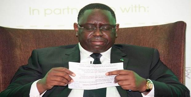 Lettre ouverte au Président de la République du Sénégal et Président en exercice de la CEDEAO ( Par Dr Cheikh Tidiane Dièye)