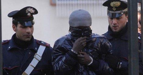 Italie -Trafic de drogue : Des Sénégalais arrêtés avec 5 kg de cocaïne et 7000 euros en espèces