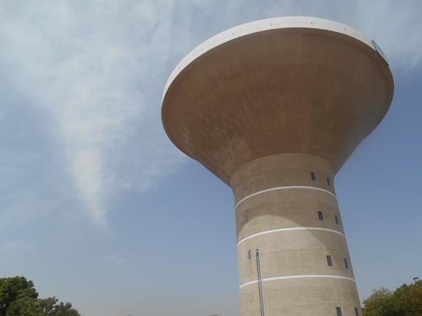 Le plus grand château d'eau d'Afrique de l'Ouest : le jumeau de Mbour se trouve à Ziguinchor