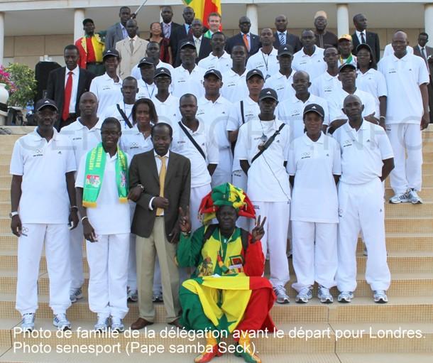 Au moins 22 athlètes sénégalais aux JO de Rio