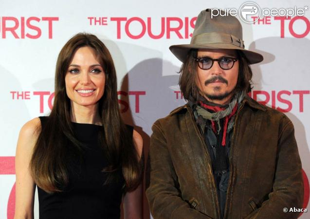 Angelina Jolie avait prévu le divorce de Johnny Depp et Amber Heard