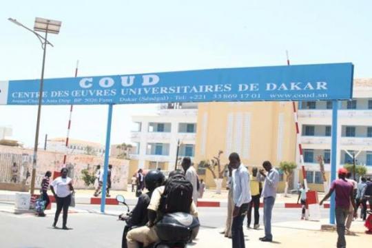 """Ucad : Le « Couloir de la mort » rebaptisé """"Couloir de la vie"""""""
