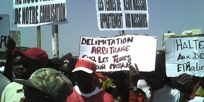 Keur Massar : les populations dénoncent la spoliation de 39ha de leurs terres