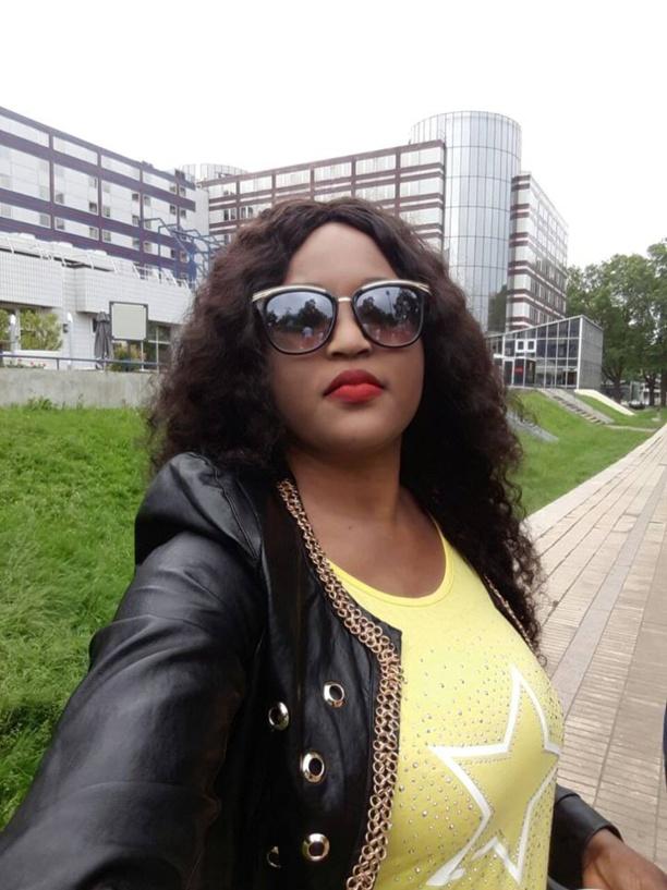 Voici quelques belles photos de l'animatrice Alima Ndione à Paris