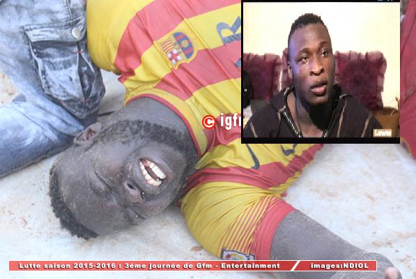 Accrochage à Iba Mar Diop : Les lutteurs Ama Baldé et Marley suspendus par le CNG