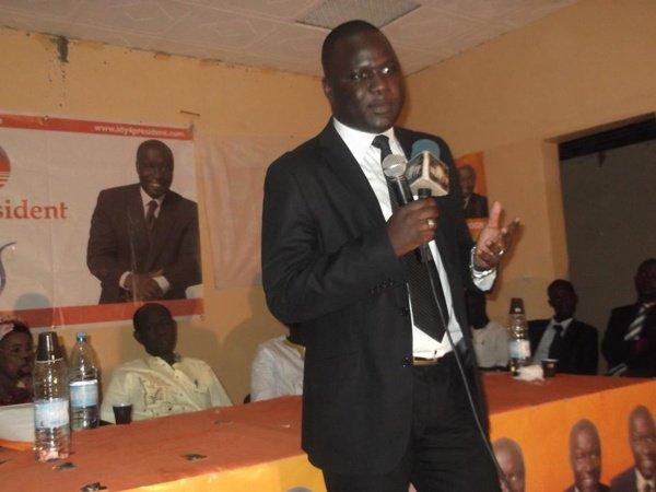 """Déthié Fall Rewmi : """"Abdoulaye Daouda Diallo ne doit pas organiser les élections"""""""