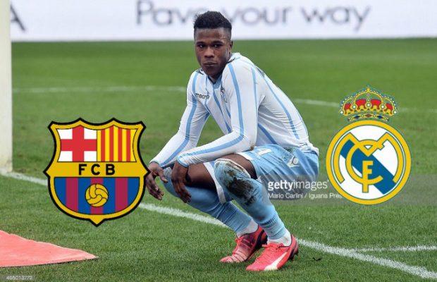 Mercato: Diao Baldé Keita confirme l'intérêt du Real Madrid et du FC Barcelone