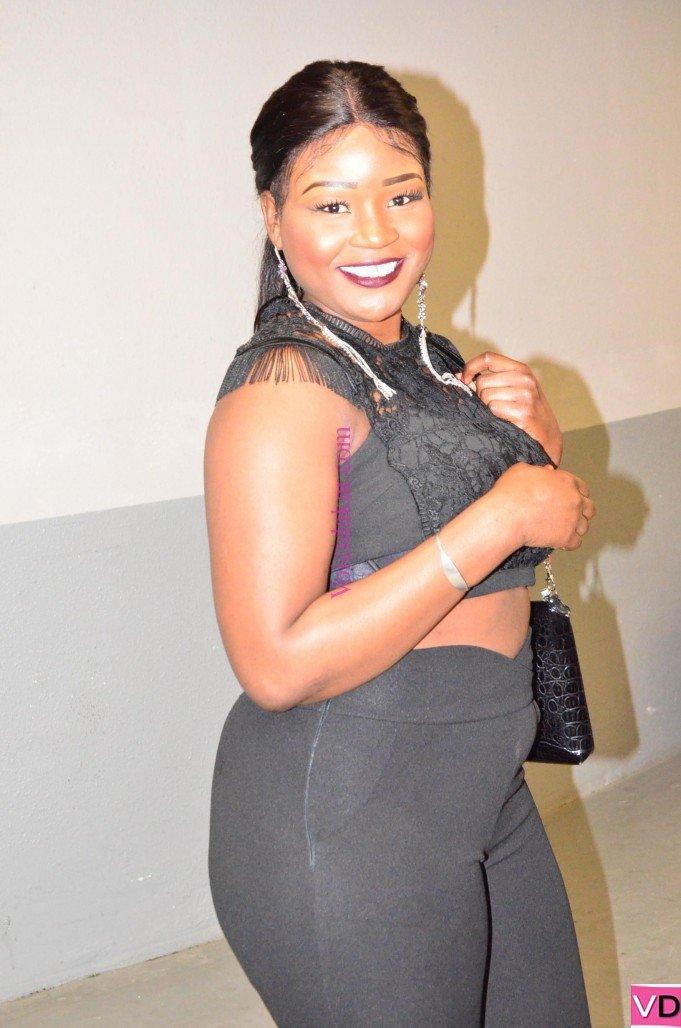 Voici Yaye Thioro Sène la charmante fille de l'ambassadeur du Sénégal en France