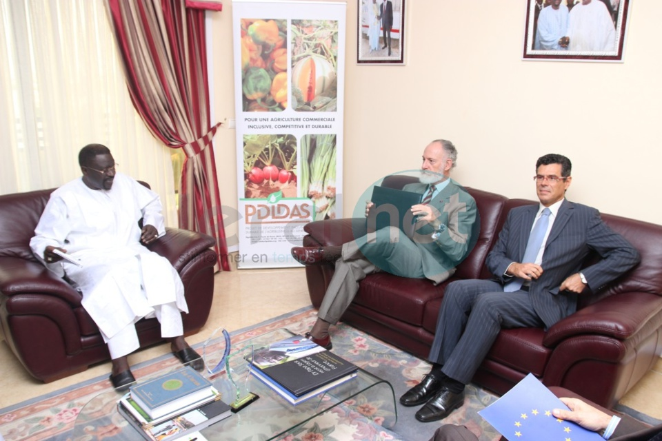 """Création de fermes agricoles """"Natangués"""" : L'État du Sénégal et l'Union européenne tablent sur près de 14 milliards"""