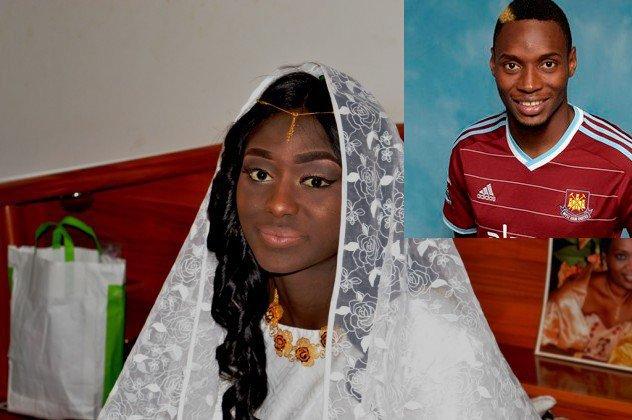 Carnet blanc : Diafra Sakho s'est marié hier (Photos)