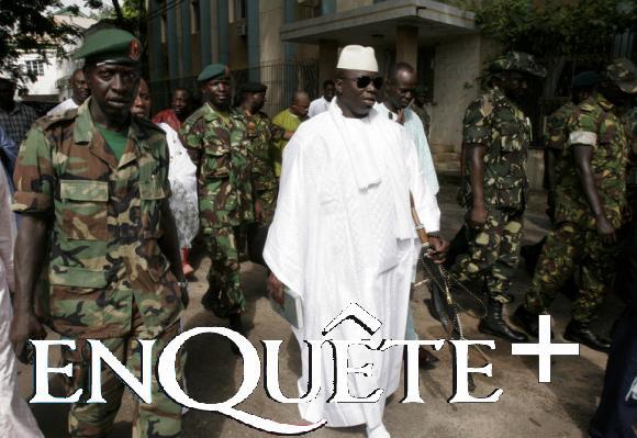 Ramadan en Gambie : Yaya Jammeh interdit les cérémonies festives