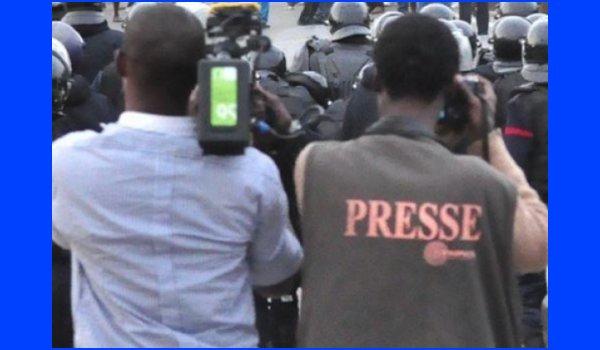 Pour avoir couvert la convocation des enseignants de Fatick, le cameraman de Walf tv arrêté et son matériel confisqué