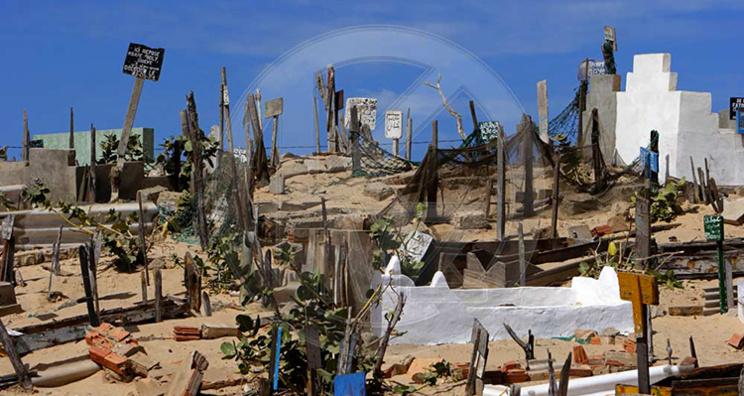 Saint-Louis : Les « réservations de tombes » étouffent les cimetières