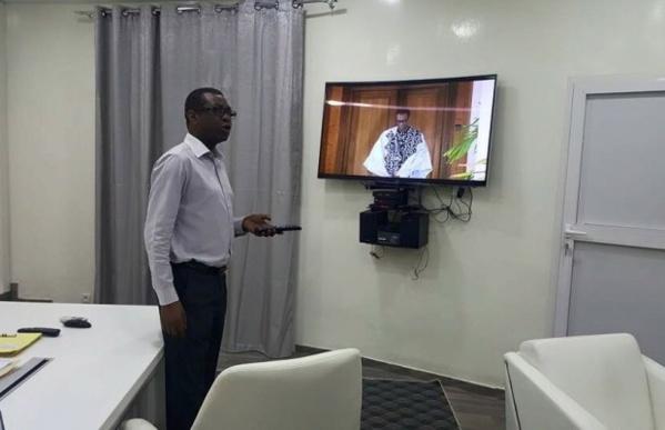 Youssou Ndour présente ses condoléances à Me Madické Niang