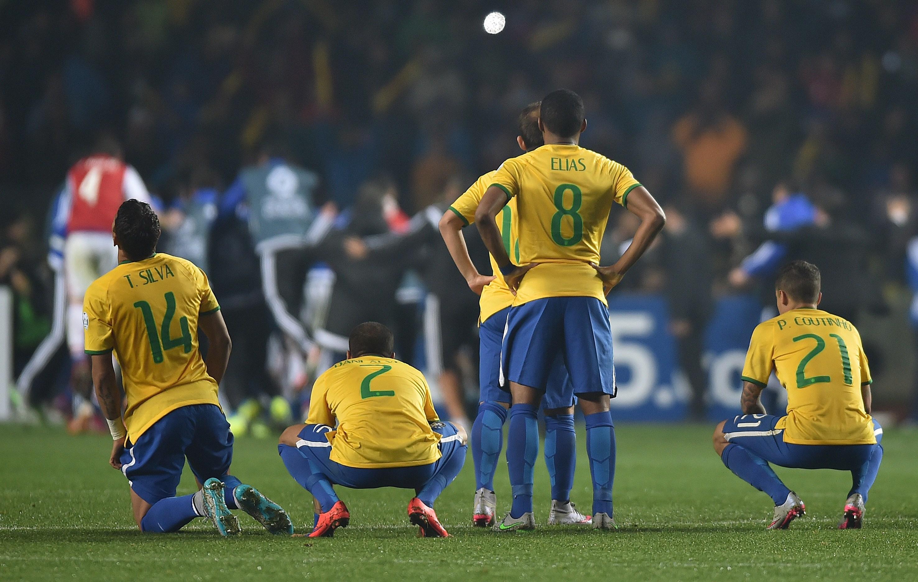 Copa America : Le Brésil, éliminé avant les quarts de finale, est exclu de la fête