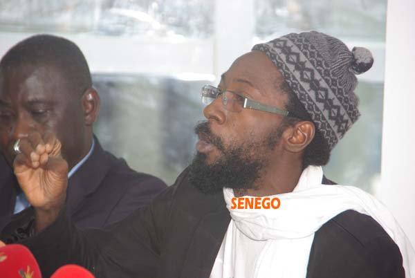"""Fadel Barro : """"Nous rappelons à Macky Sall quand il est venu nous voir pour…"""""""