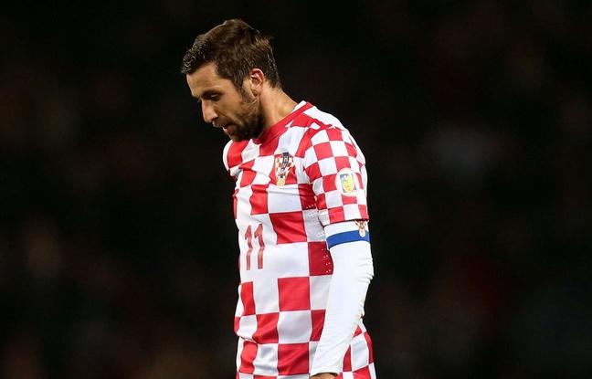 Euro 2016: Darijo Srna perd son père pendant le match Croatie-Turquie