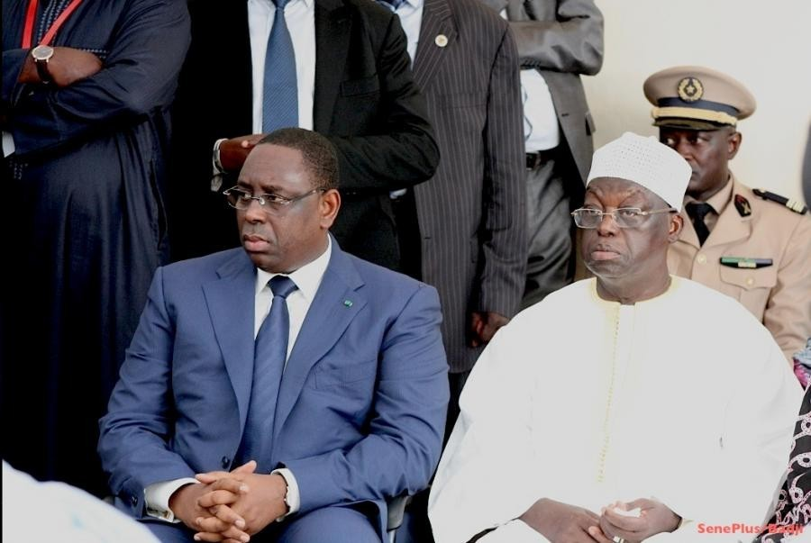 Moustapha Niass saisit Macky Sall sur les cas Modou Diagne Fada et Aliou Sow