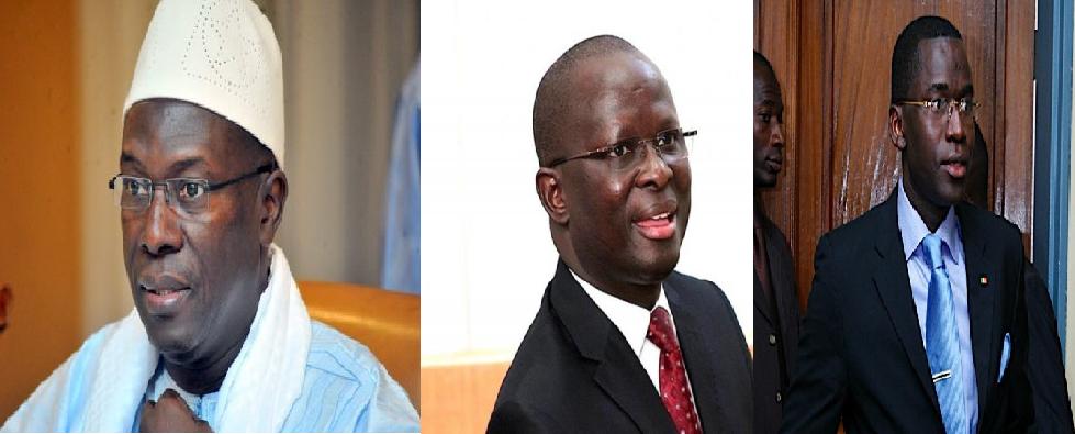 """Nouvelle coalition de l'opposition : Ndéné, Fada et Aliou Sow font leurs """"retrouvailles libérales"""""""