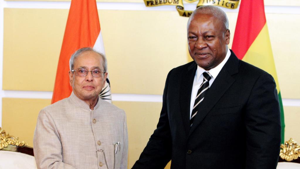 Le Président indien en Afrique pour resserrer les liens économiques