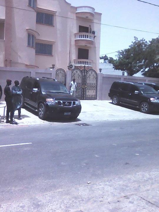 Tivaouane – Le Président Macky Sall reçu par Al Amine