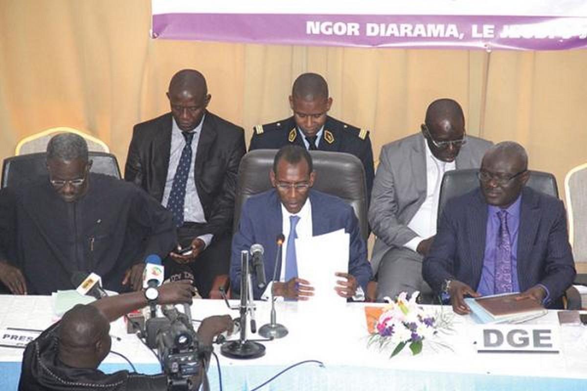Commission de révision du code électoral : Un ultimatum de 48 heures à l'opposition pour former une liste