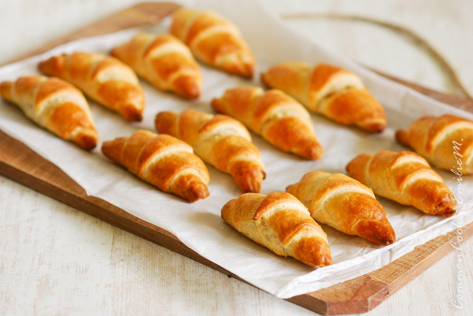 Réalisez vous-même des croissants ! La recette est trop simple