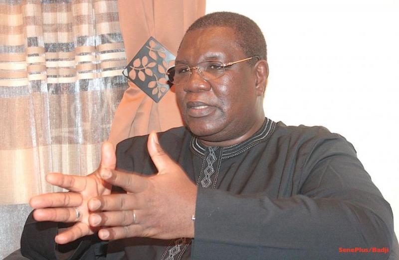 """Me Ousmane Ngom : """"La fixation sur le ministre de l'intérieur, c'est un blocage psychologique"""""""