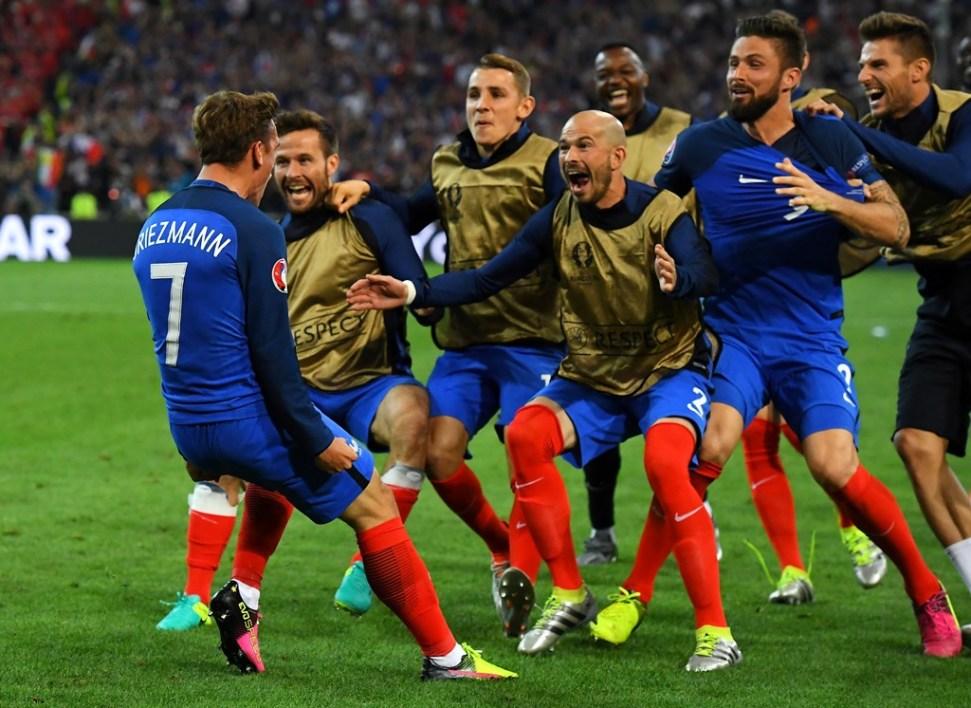 Euro 2016 : pourquoi les Bleus gagnent toujours à l'arrachée
