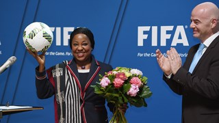 FIFA : Fatma Samoura passe le contrôle d'éligibilité avec succès et prend fonction lundi
