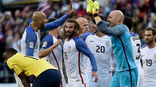 Copa America : les Etats-Unis dans le dernier carré