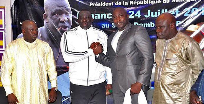 Promotion du combat Yékini / Lac 2 : Aziz Ndiaye prépare du lourd