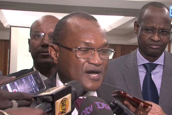 Abdou Ndéné Sall, Secrétaire d'Etat au réseau ferroviaire national : « Les chantiers du train Express régional vont démarrer en fin juillet prochain »