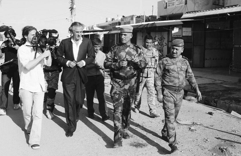« Peshmerga » : Rencontre-débat avec Bernard-Henri Lévy