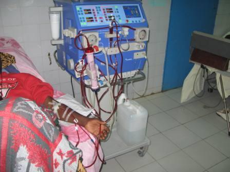Aliou Sanoussi Mbacké hémodialysé : « Il m'arrive de voir des caillots de sang sortir de mon corps quand je me rends aux Wc »