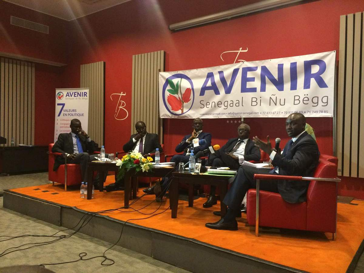 Libération de Karim Wade : Avenir Senegaal bi ñu bëgg rejoint Mamadou Ndoye et Ibrahima Sène