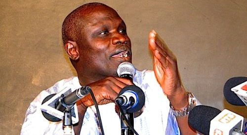 Gaston Mbengue s'attaque au Pit : « Depuis plus de 40 ans d'existence, le Pit n'a pas brigué le pouvoir »