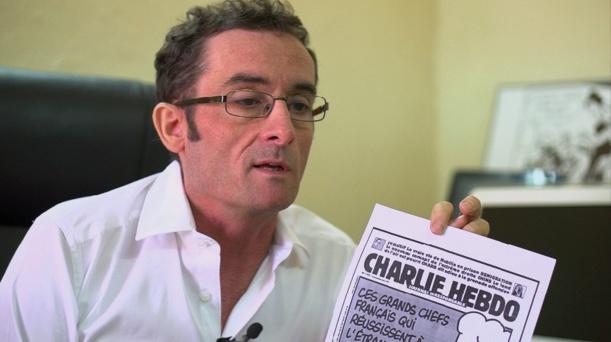"""Damien Glez, l'auteur de la caricature sur Bamba: """"Je regrette, mon intention n'était pas d'attaquer le Cheikh"""""""