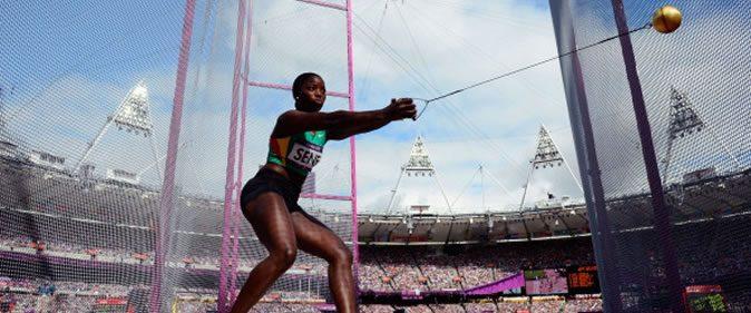 Championnats d'Afrique d'athlétisme de Durban 2016 : Amy Sène retrouve son titre