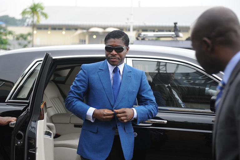 Guinée-Equatoriale: le président Obiang promeut son fils vice-président
