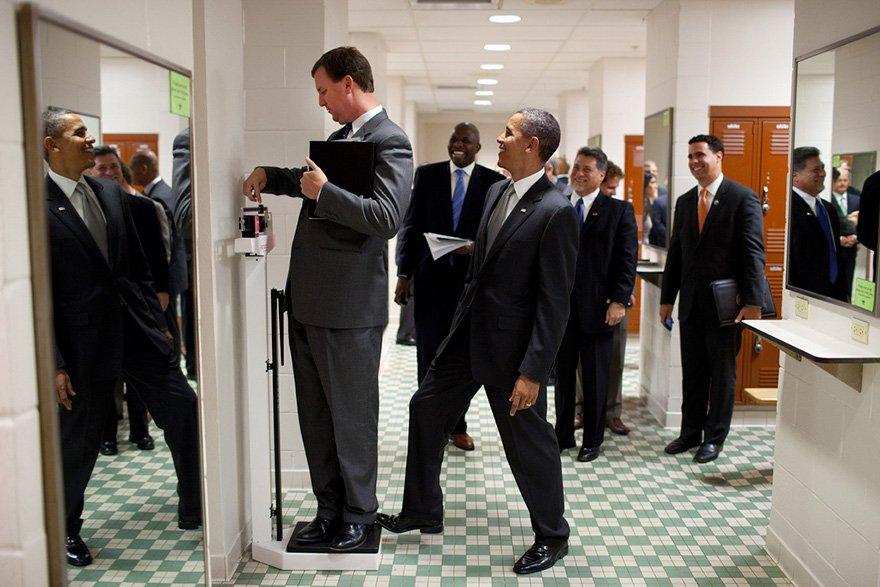 25 photos géniales qui prouvent que Barack Obama aura été le Président le plus cool de tous les temps !