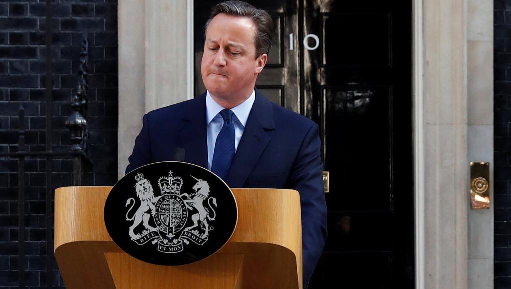 Grande-Bretagne : David Cameron annonce sa démission