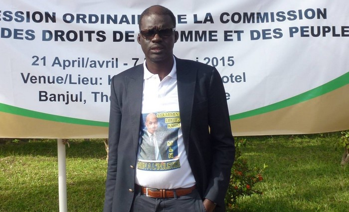 Attaques de Thiat contre Karim Wade : Alinard Ndiaye descend en flammes le mouvement « Y en a marre »