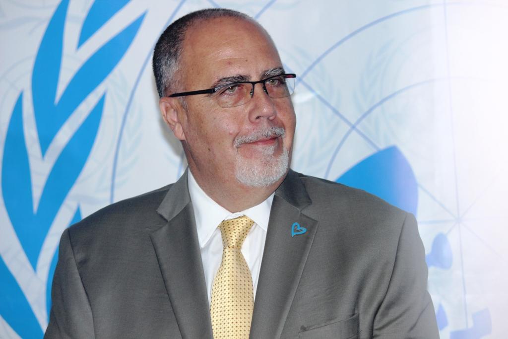 Pierre Lapaque représentant de l'Onudc au Sénégal : « L'Afrique de l'Ouest sera le point d'attraction des groupes criminels…»