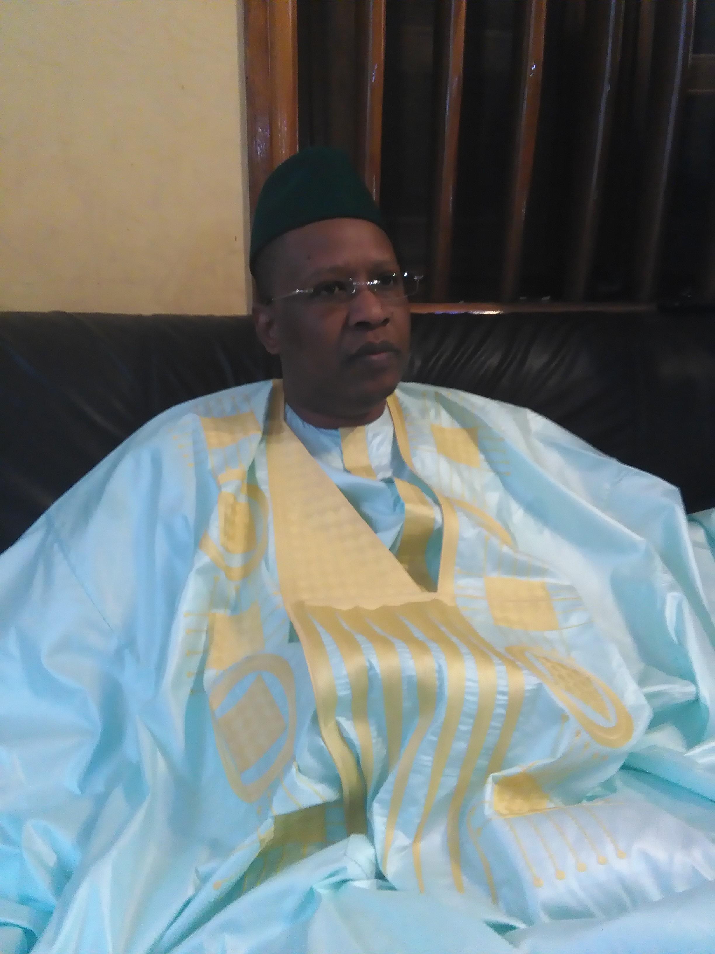 Thierno Cheikh Oumar Bachir Tall sur la grâce de Karim Wade : « Macky Sall a pardonné comme l'a recommandé le miséricordieux »
