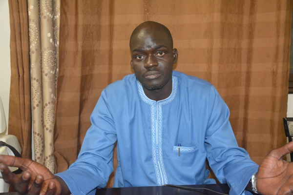Alinard N'diaye, président du Mlk: «Jusqu'à preuve du contraire nous considérons que Karim n'a perdu aucun de ses droits…»