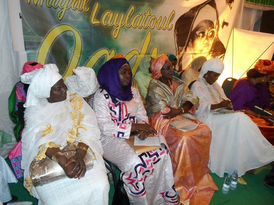 Revivez en images les temps forts du Laylatoul Qadr chez chez Sokhna Maï Mbacké